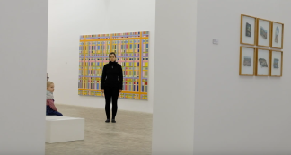 """""""Stehen"""" - Performance 2019"""